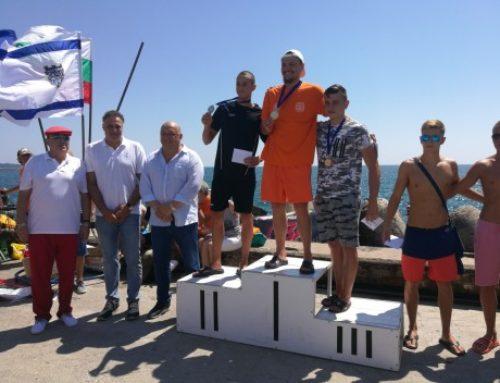 Холандци плуват благотворително в Галата – Варна