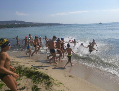 Муниципалитет Варна обеспечивает привлекательные награды за заплыв 1000 х 1000