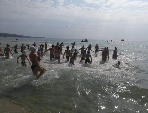 Десятки участников плавательного праздника 1000 х 1000 унесли с собой аттрактивные награды