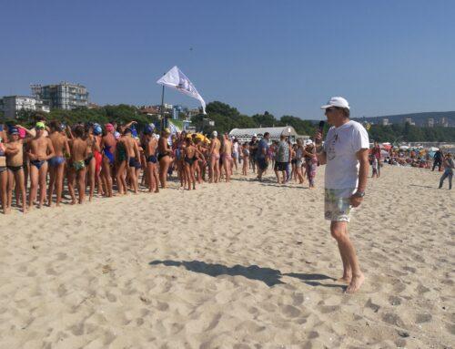 A mass swimming show will once again accompany Galata – Varna marathon