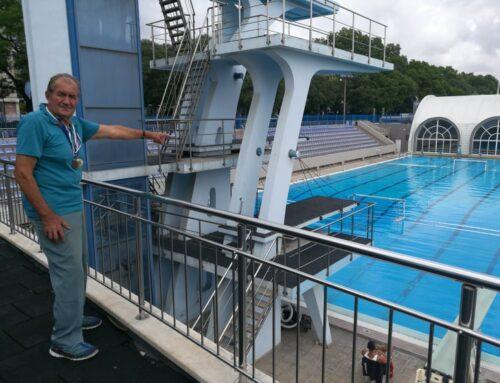 Veteran Yanaki Yalamov: I swam the marathon 54 times!