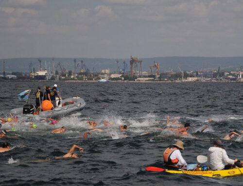 The organization of the swimming marathon Galata – Varna 2021 has started