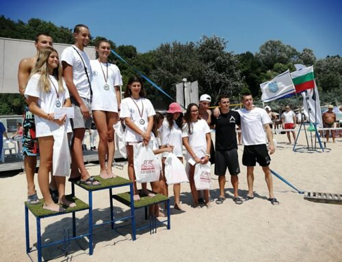 Yordan Yanchev and Gabriela Georgieva are the winners in the 81st Galata-Varna marathon